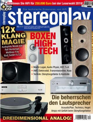stereoplay November 2018