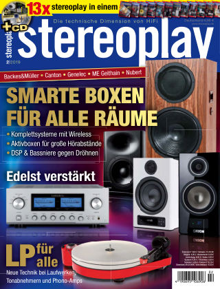 stereoplay Januar 2019