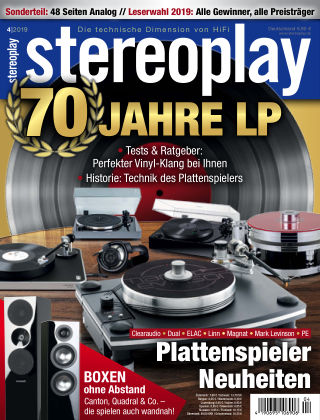 stereoplay März 2019