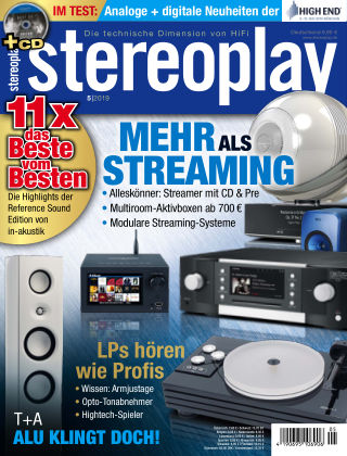 stereoplay April 2019