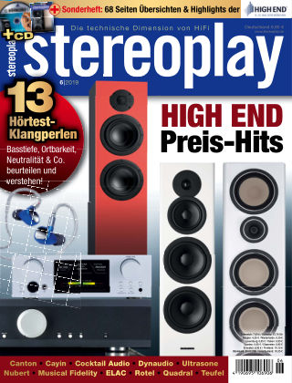 stereoplay Mai 2019