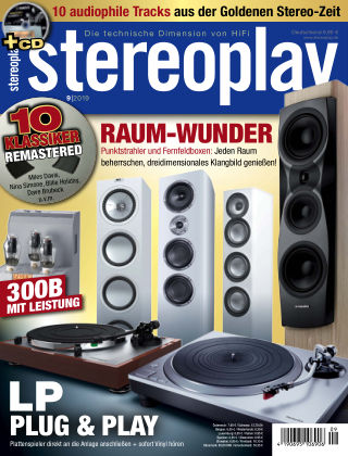 stereoplay August 2019