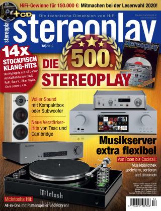 stereoplay November 2019