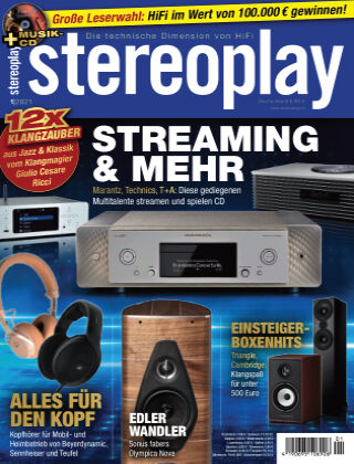 stereoplay Dezember 2020