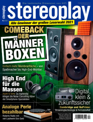 stereoplay Maerz 2021