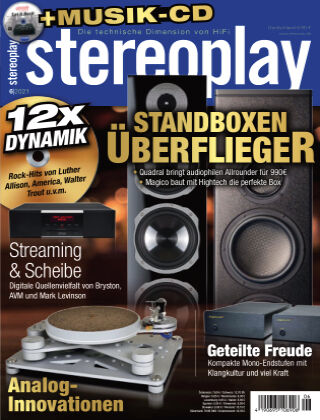 stereoplay Mai 2021