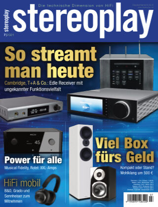 stereoplay Juni 2021
