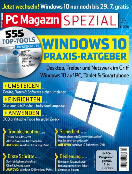 PC Magazin Spezial