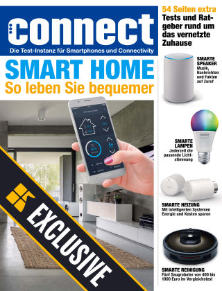 Connect Readly Exclusive Smart Home Spezial