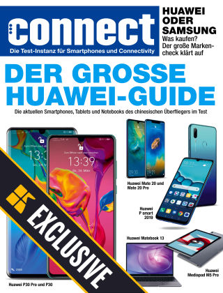 Connect Readly Exclusive Huawei Spezial