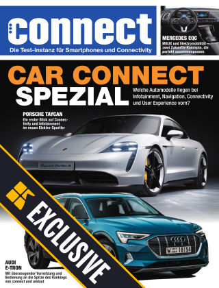 Connect Readly Exclusive Car connect