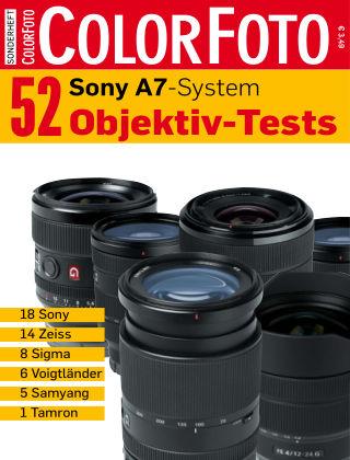 ColorFoto Spezial Sony A7-System