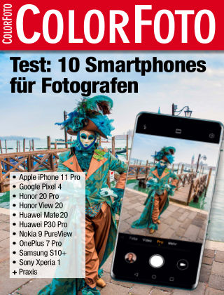 ColorFoto Spezial Smartphones