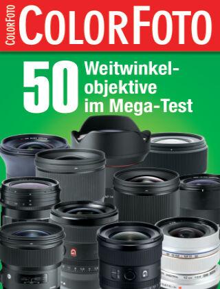 ColorFoto Spezial Weitwinkelobjektive