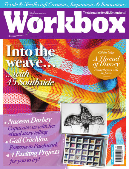 Be Creative with Workbox October 14, 2013 00:00
