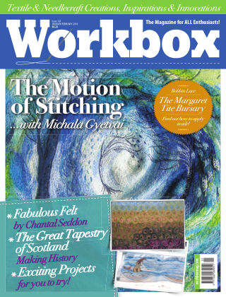 Be Creative with Workbox Jan/Feb 2014
