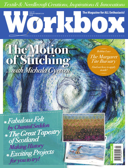 Be Creative with Workbox December 16, 2013 00:00