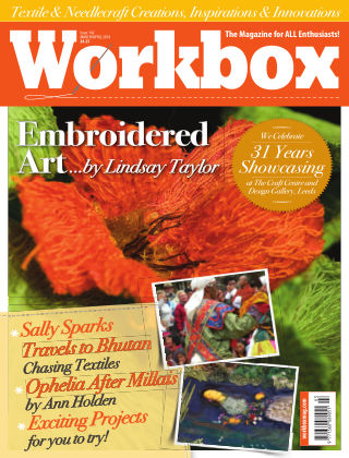 Be Creative with Workbox Mar/Apr 2014