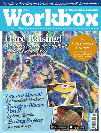 Be Creative with Workbox April 14, 2014 00:00