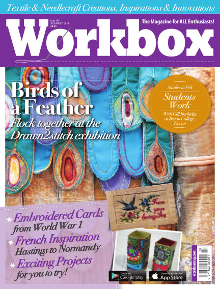 Be Creative with Workbox June 16, 2014 00:00