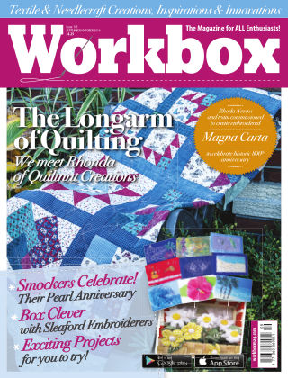 Be Creative with Workbox Sep/Oct 2014