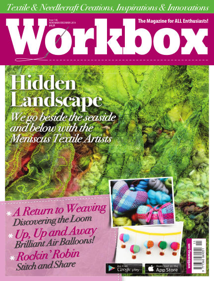 Be Creative with Workbox October 13, 2014 00:00