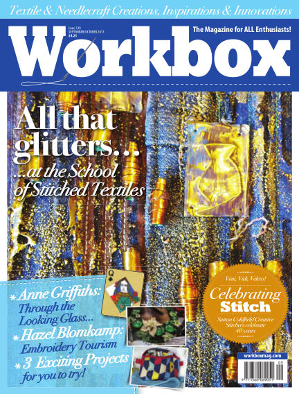 Be Creative with Workbox August 12, 2013 00:00