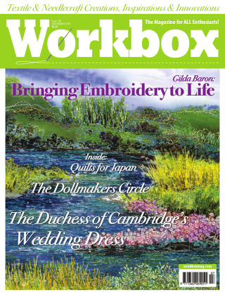 Be Creative with Workbox Jul/Aug 2013