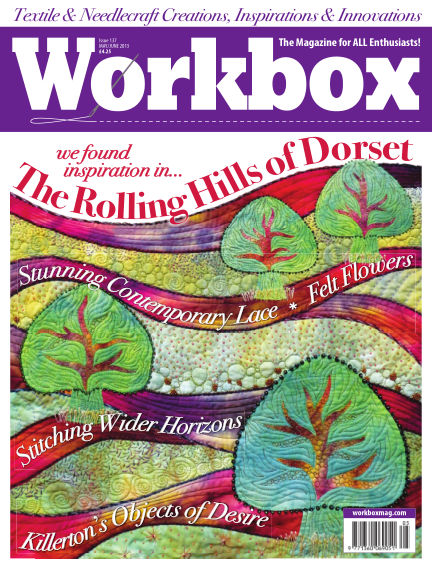 Be Creative with Workbox April 15, 2013 00:00