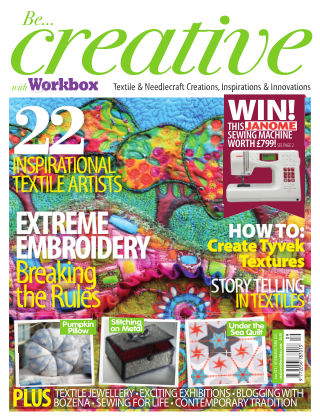 Be Creative with Workbox Sep/Oct 2015