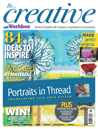 Be Creative with Workbox Jan - Feb 2016