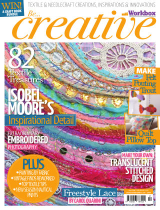 Be Creative with Workbox Jul - Aug 2016