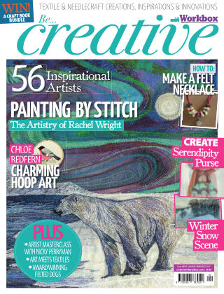 Be Creative with Workbox Jan - Feb 2017