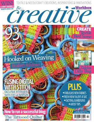 Be Creative with Workbox Jul - Aug 2017