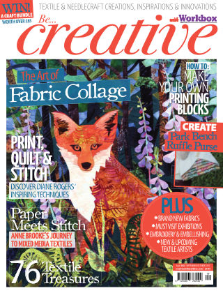 Be Creative with Workbox Sept - Oct 2017