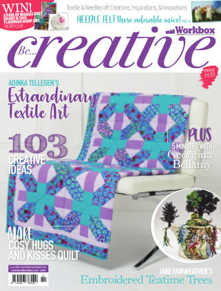 Be Creative with Workbox Nov & Dec 2018