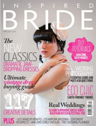 Inspired Bride April 2015