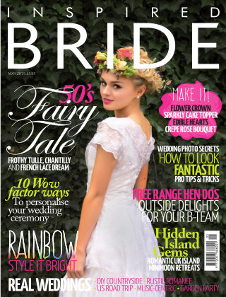 Inspired Bride May 2015
