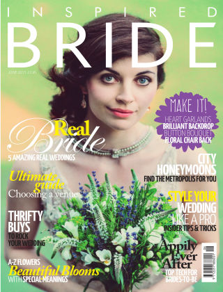 Inspired Bride Jun 2015