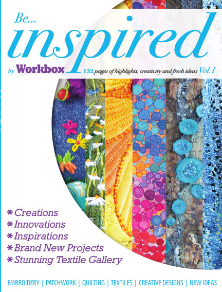 Be Inspired By Workbox December 01, 2012 00:00