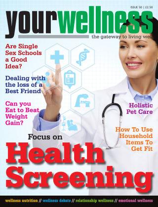 Yourwellness Issue 50