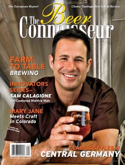 Beer Connoisseur March 01, 2013 00:00