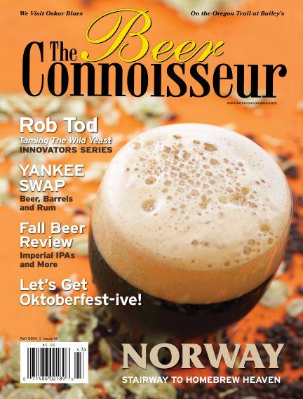 Beer Connoisseur September 15, 2014 00:00