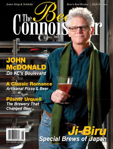 Beer Connoisseur September 01, 2013 00:00