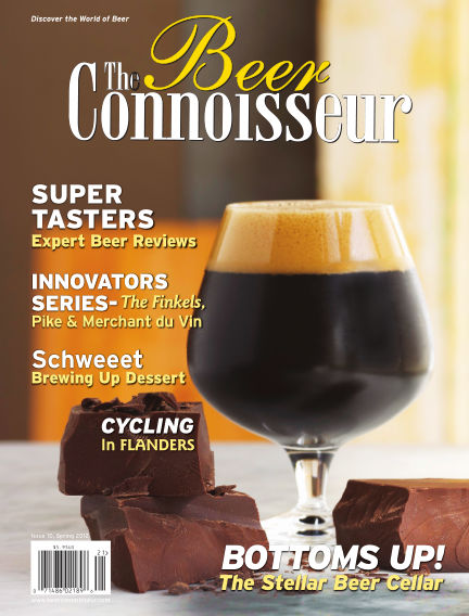 Beer Connoisseur February 01, 2012 00:00