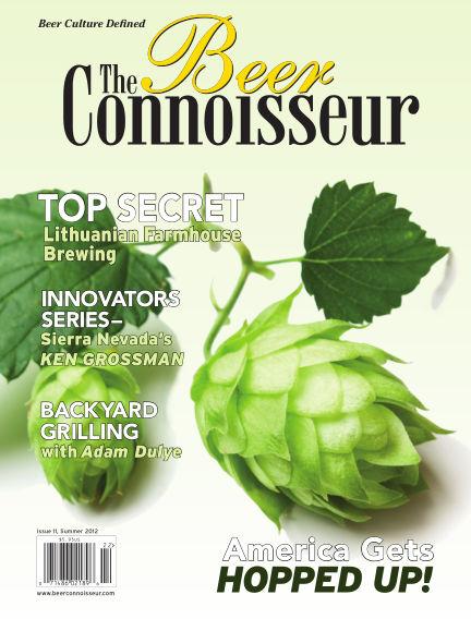 Beer Connoisseur June 01, 2012 00:00