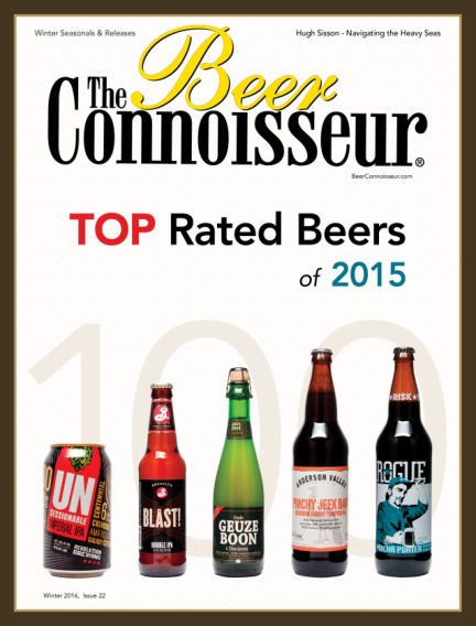 Beer Connoisseur January 29, 2016 00:00