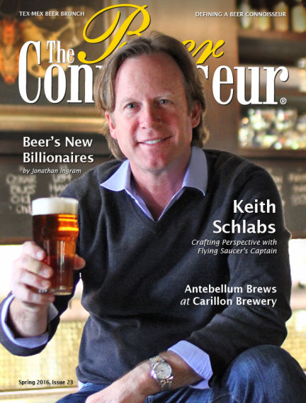 Beer Connoisseur March 25, 2016 00:00
