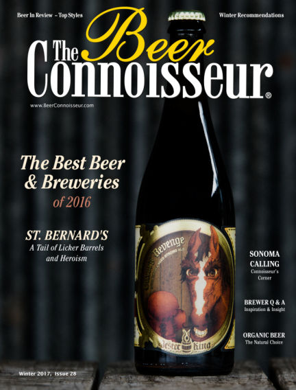Beer Connoisseur January 30, 2017 00:00