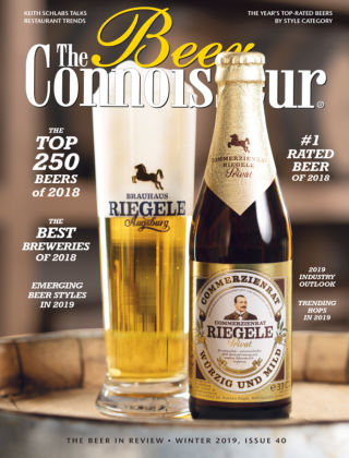 Beer Connoisseur Winter 2019